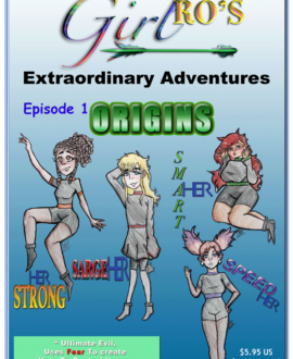 Standard Girlros Comic Book (Episode 1)